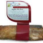 Canine Caviar Buffalo Rib Bone - Canine Caviar Pet Foods Inc.