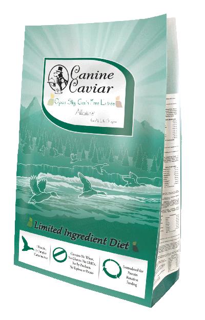 Canine Caviar Open Sky - grain free dog food