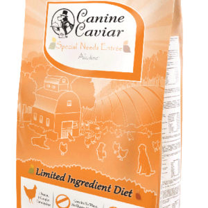 Canine Caviar Special Needs - best senior dog food.