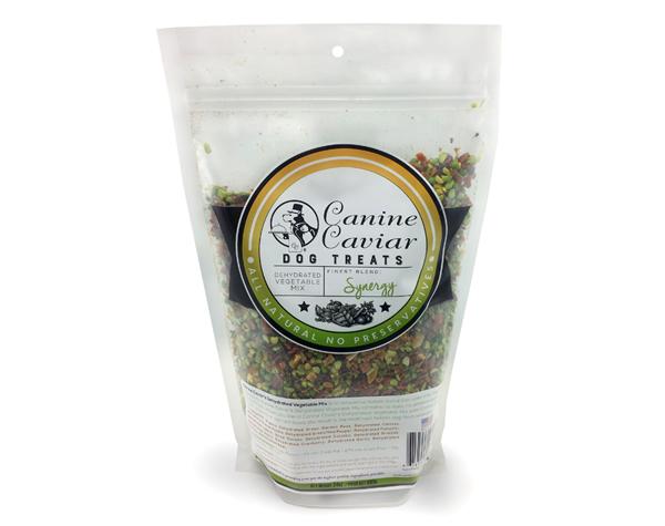 Canine Caviar Synergy Vegetable Mix - Canine Caviar Pet Foods Inc.