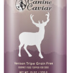 Canine Caviar Venison Canned Dog Food - Best wet dog food for a healthy lifestyle