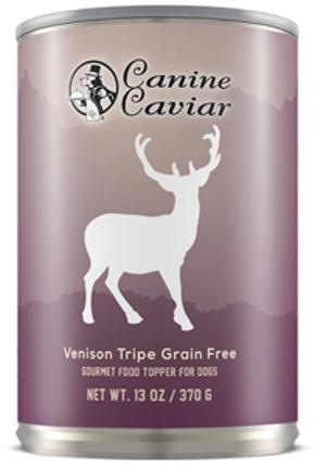 Canine Caviar Venison Canned Dog Food - Canine Caviar Pet Foods Inc.