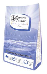 Canine Caviar Wild Ocean Alkaline Dog Food