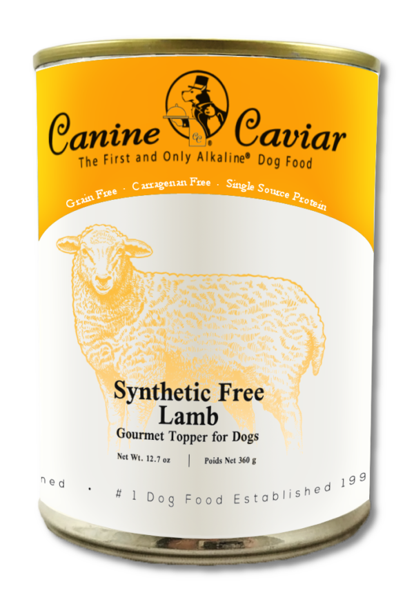 Synthetic Free Lamb Can