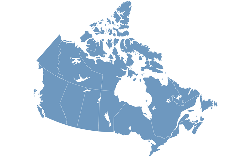 Canine Caviar Store Locator for Canada