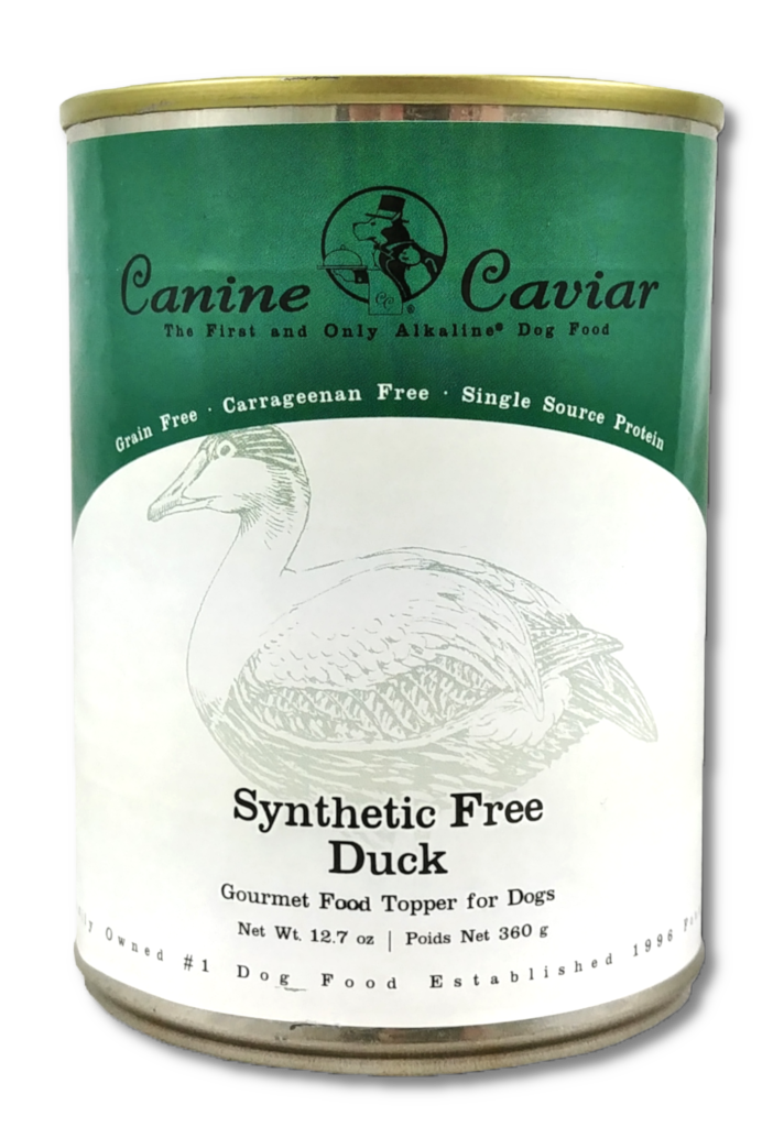 Canine Caviar Duck Canned Dog Food