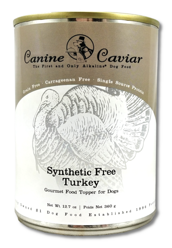 Synthetic Free Turkey Can